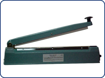 "16"" Hand Operated Heat Sealer"