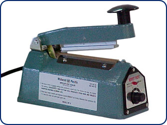 "4"" Hand Operated Heat Sealer"