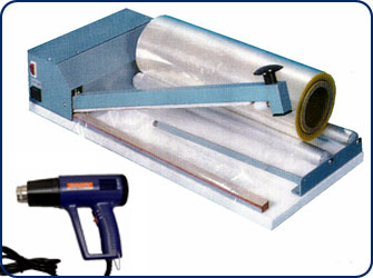 "13"" I-Bar Shrink Sealer System"